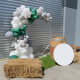 Balloon Mesh Plinth Package