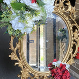 Decorative Mirror - Gold Baroque
