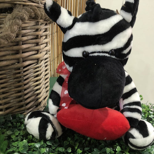 Zebra - Stuffed Animal Prop