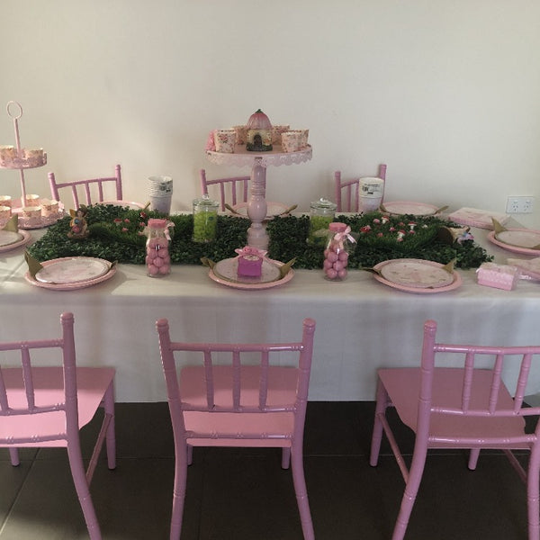 Children Table & Tiffany Chair Package