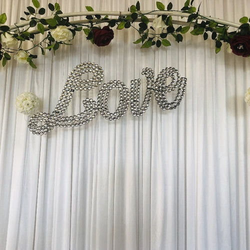 Love Acrylic Sign - Prop