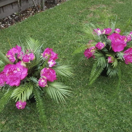 Floral Arrangment - Pink