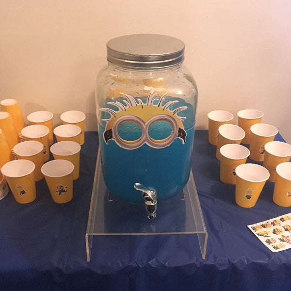 Party packages -minion theme