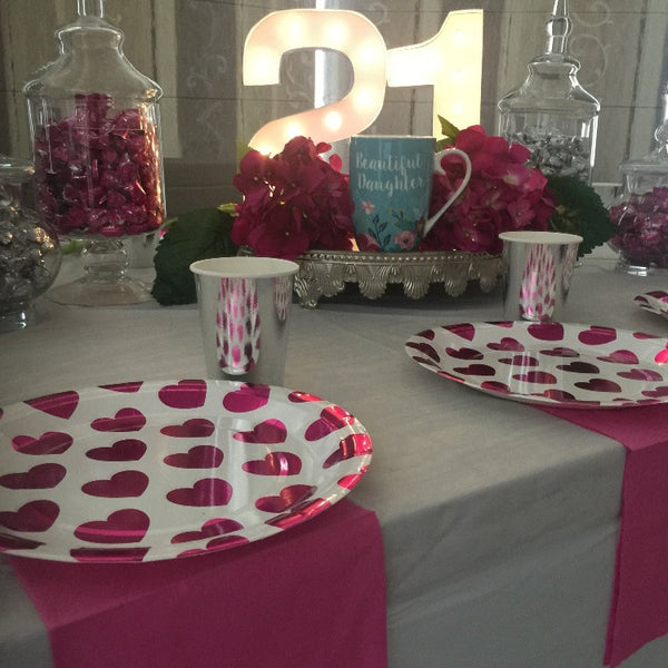 Party package-21st Theme