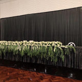 Backdrop Curtain - Black
