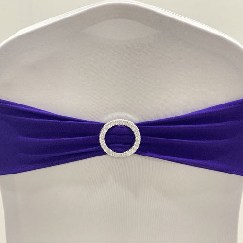 Lycra Sash - Purple