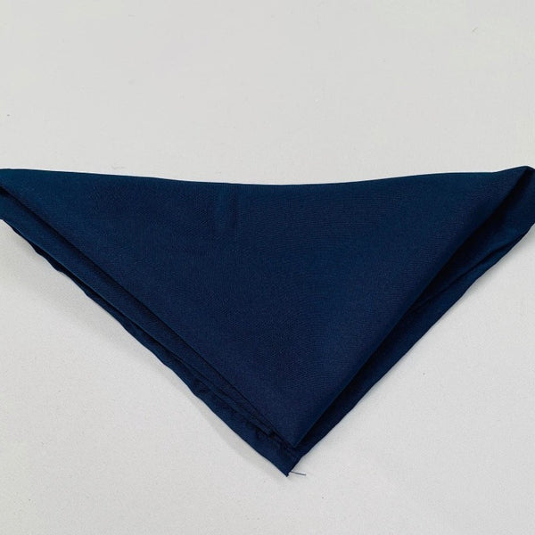 Napkin - Satin - Royal Blue