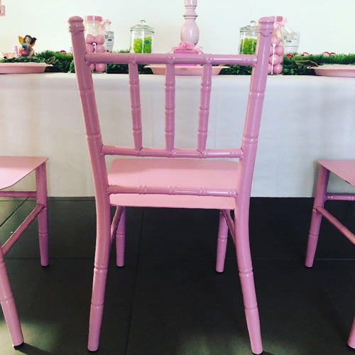 Tiffany Chair - Pink - Kids