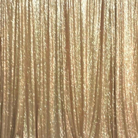 Backdrop Curtain - Rose Gold Sequin