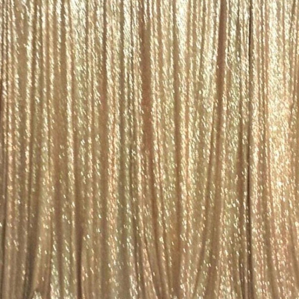 Backdrop Curtain - Gold Sequin