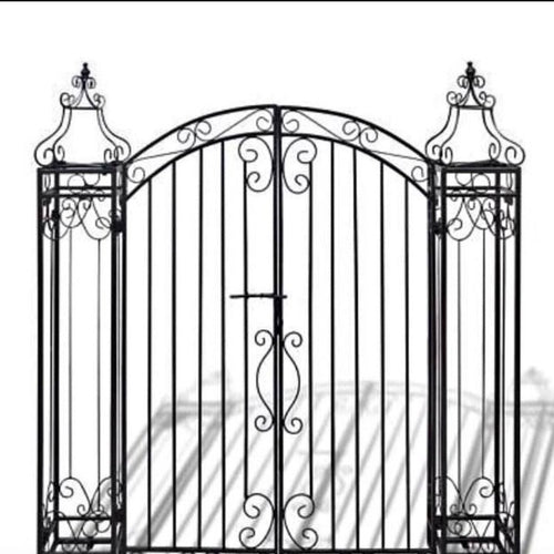 Ornamental Garden Gate - Prop