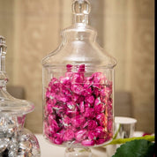 Candy jar slim -hire