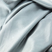 Satin sashes-silver
