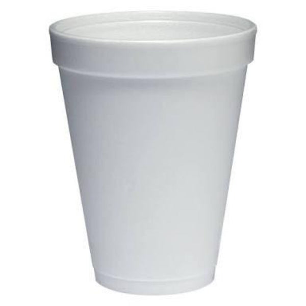 Foam Disposable Coffee Cups
