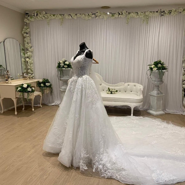 Bridal prewedding room package