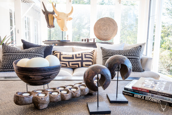 AFRICAN DECORATOR ITEMS