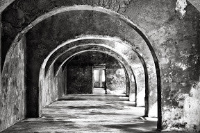 ARTWORK BALLAM H5 - DARK ARCHES