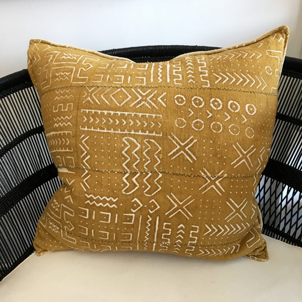 CUSHION - MUDCLOTH (Mali)