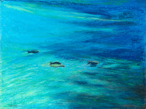 Dropoff (Into the Blue)-SOLD
