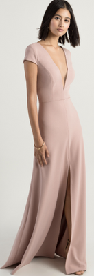 Jenny Yoo Spring 2019 Bridesmaids Only Cara Dress