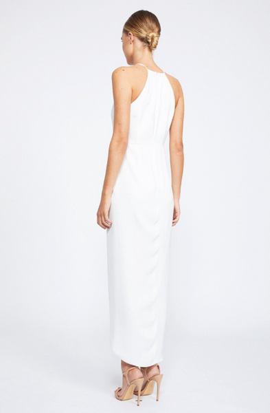 8618a0fd3a4 Annalise Core High Neck Ruched by Shona Joy - Ivory – Bridesmaids Only
