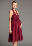 Jenny Yoo Maribel Maternity Wrap Dress