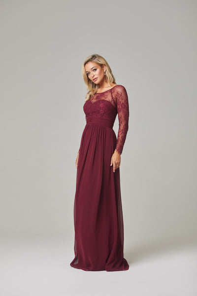 Tania Olsen Vallaris bridesmaid dress