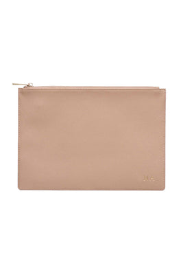 Personalised Original Pouch - Taupe