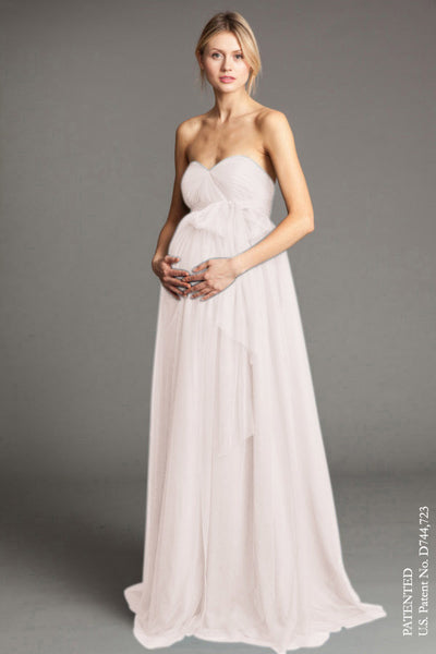 Jenny Yoo Seraphina Maternity Dress
