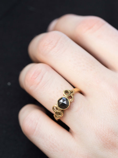 Eclipse Engagement Ring