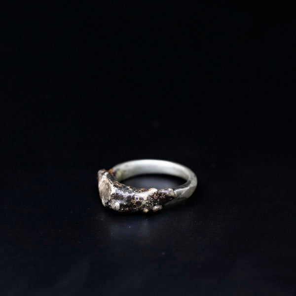 Pointy Rock Ring