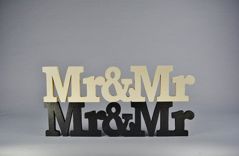 gay wedding gift, gay wedding decoration, Mr&Mr