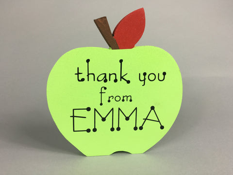 Personalised gift for teacher