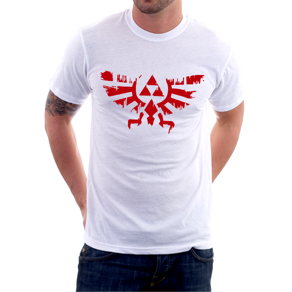 The Legend Of Zelda Triumphant Triforce T-Shirt