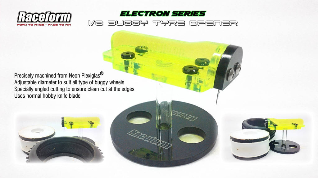 ELECTRON SERIES TIRE OPENER