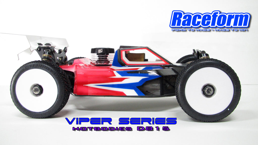 VIPER CLEAR BODY - HOTBODIES D815 / D812
