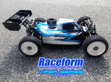 VIPER CLEAR BODY - TLR 8ight 3.0