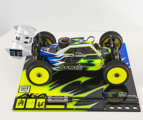 2016 TEAM RACEFORM SETUP BOARD 1/8
