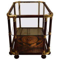 Side table by Pierre Lottier