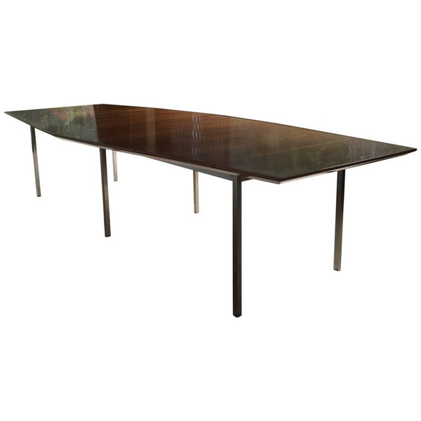 3ed4a968e52a Conference or Dining Room Table by Florence Knoll – Galerie Pierre Mahaux