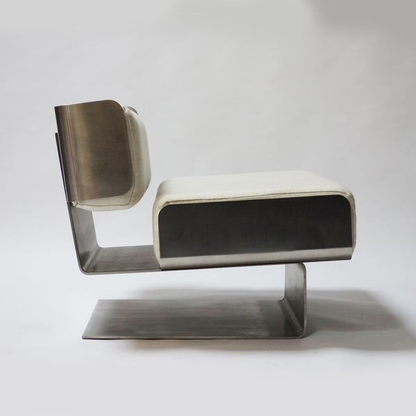 Set of three chairs by Gianni Moscatelli