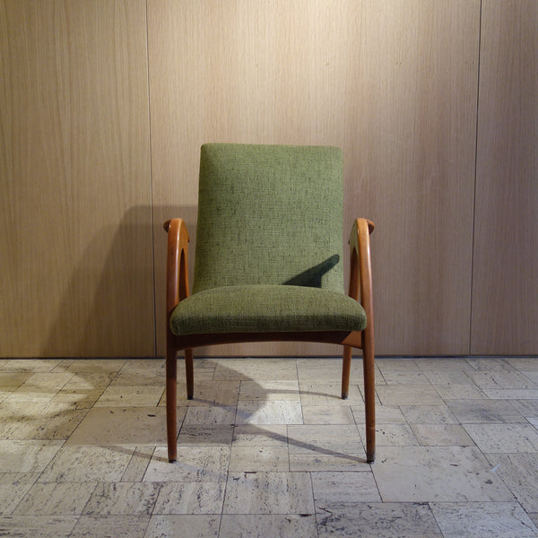 Pair of Armchairs by Malatesta & Masson
