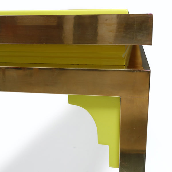 Console table by Tommaso Barbi