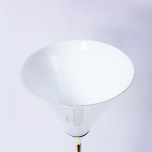Floor Lamp by Max Ingrand for Fontana Arte
