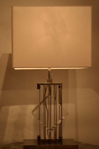 Table lamp by Roméo Rega