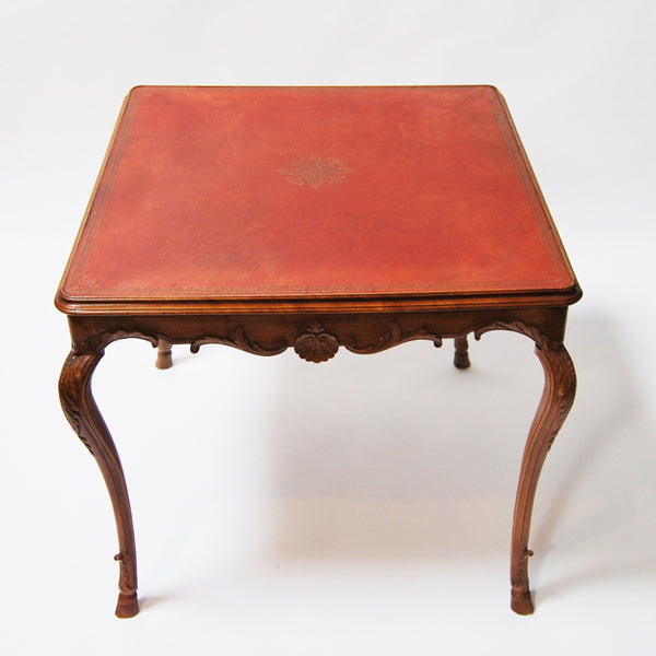 18th century gaming table