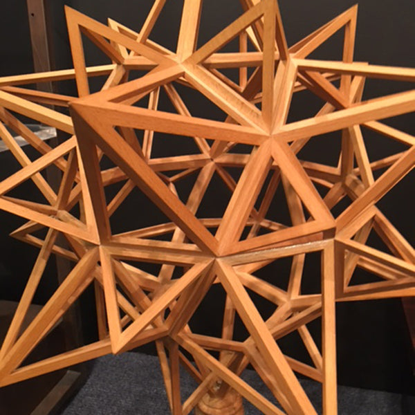 Wood polyhedron