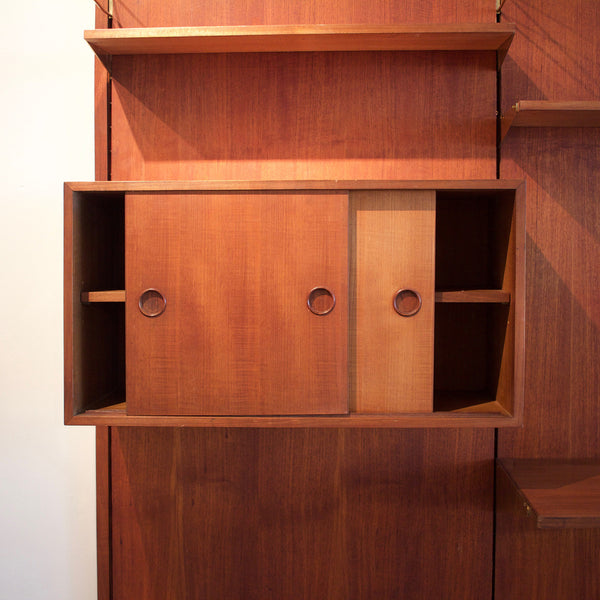 Wall-Mounted Bookcase by Finn Juhl