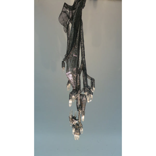 'Metal Celeste' Chandelier by Armand Jonckers