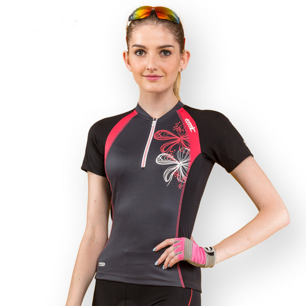 Women's Summer Anti UV Specialized Short Sleeve Cycling Jerseys